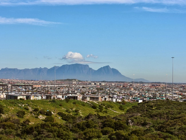 A Different Perspective on Life in Cape Town