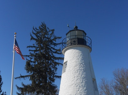 Concord Point Lighthouse Havre de Grace Maryland United States