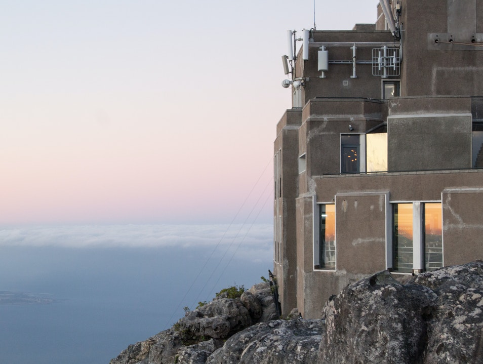 New Year's Eve on Table Mountain