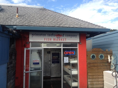 Half Moon Bay's Fish Market Half Moon Bay California United States