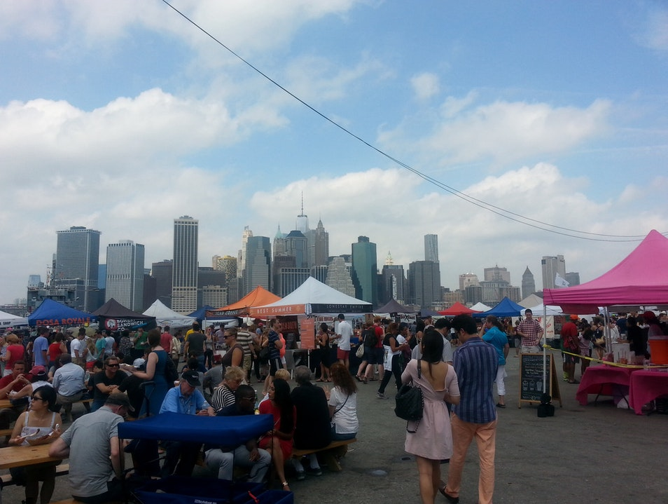 Smorgasburg! Mantoloking New Jersey United States