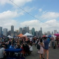 Smorgasburg on Brooklyn Bridge Park Pier 5 Mantoloking New Jersey United States