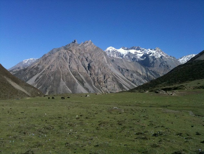 Tsum valley trek -Himalayan yeti travel