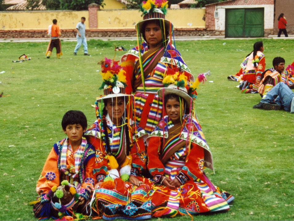 There is so much to Peru Cuzco  Peru