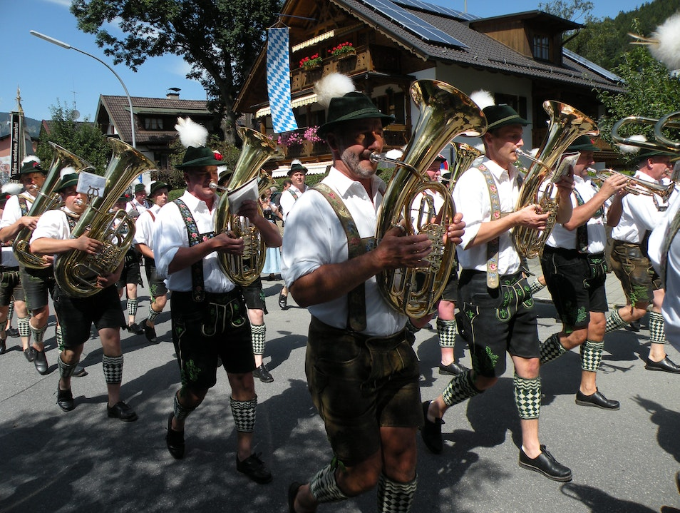 Bierfest! Garmisch-Partenkirchen  Germany