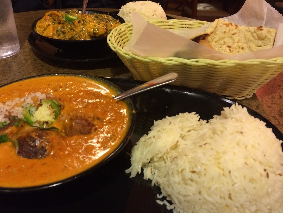 Delicious Indian fare: FAST Sunset Valley Texas United States