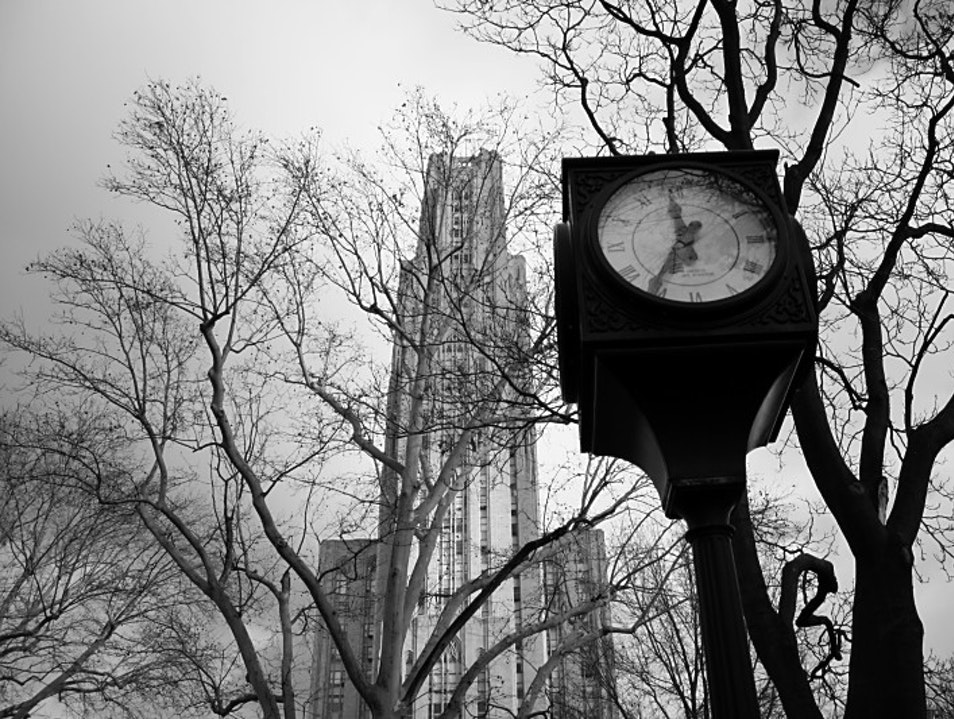 Cathedral of Learning Pittsburgh Pennsylvania United States