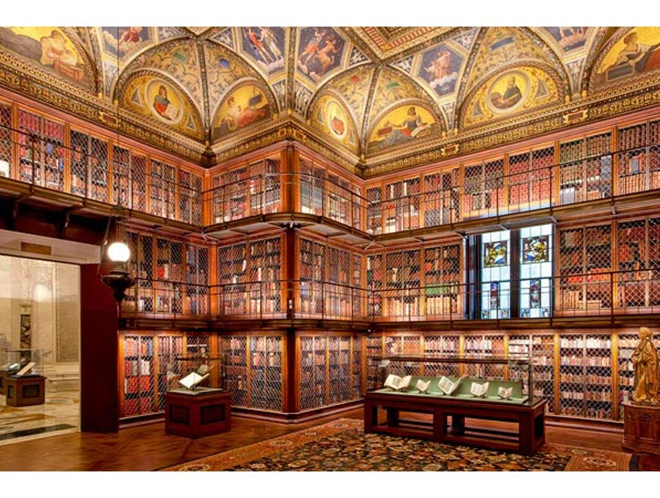 The Morgan Library and Museum New York New York United States