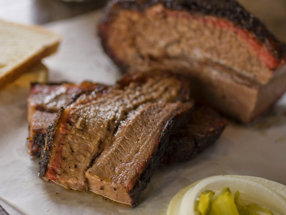 Louie Mueller BBQ: The Only 'Cue You'll Ever Need Taylor Texas United States