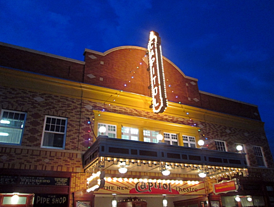 See A Show at The Capitol Theatre in Fort Edmonton Edmonton  Canada