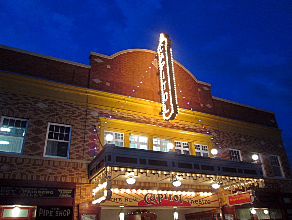 See A Show at The Capitol Theatre in Fort Edmonton