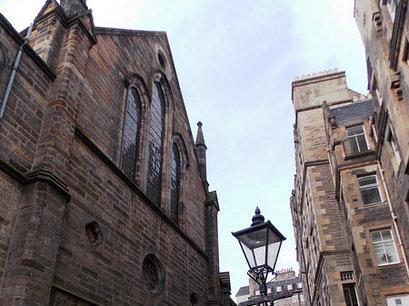 Royal Mile Edinburgh  United Kingdom