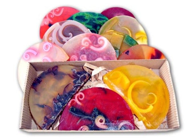 Intoxicating Scents and Handmade Soaps