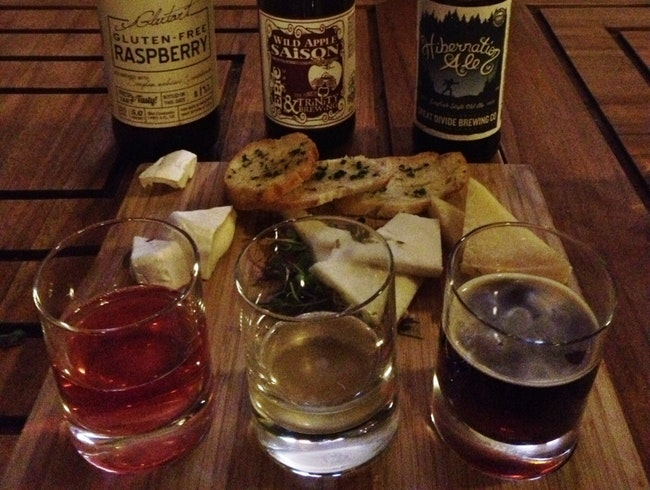 Colorado's Finest Après Beer and Cheese