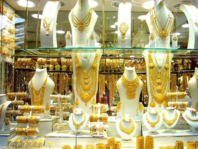 Gold Souk: All that glitters!