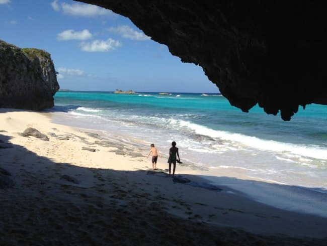 Middle Caicos: Island of Secrets