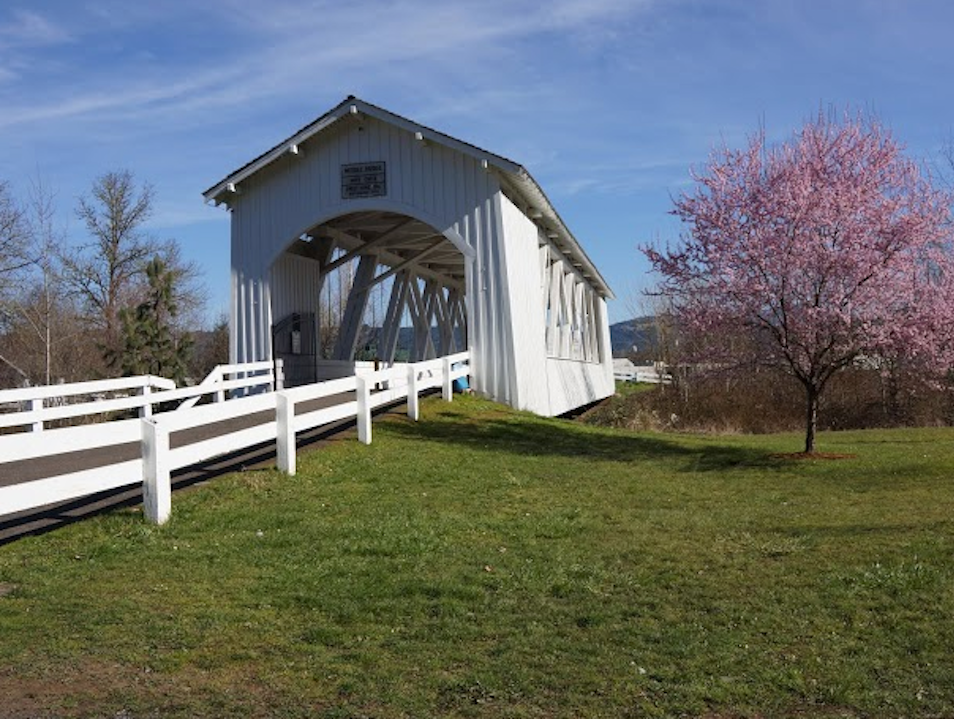 The Romance Of Covered Bridges