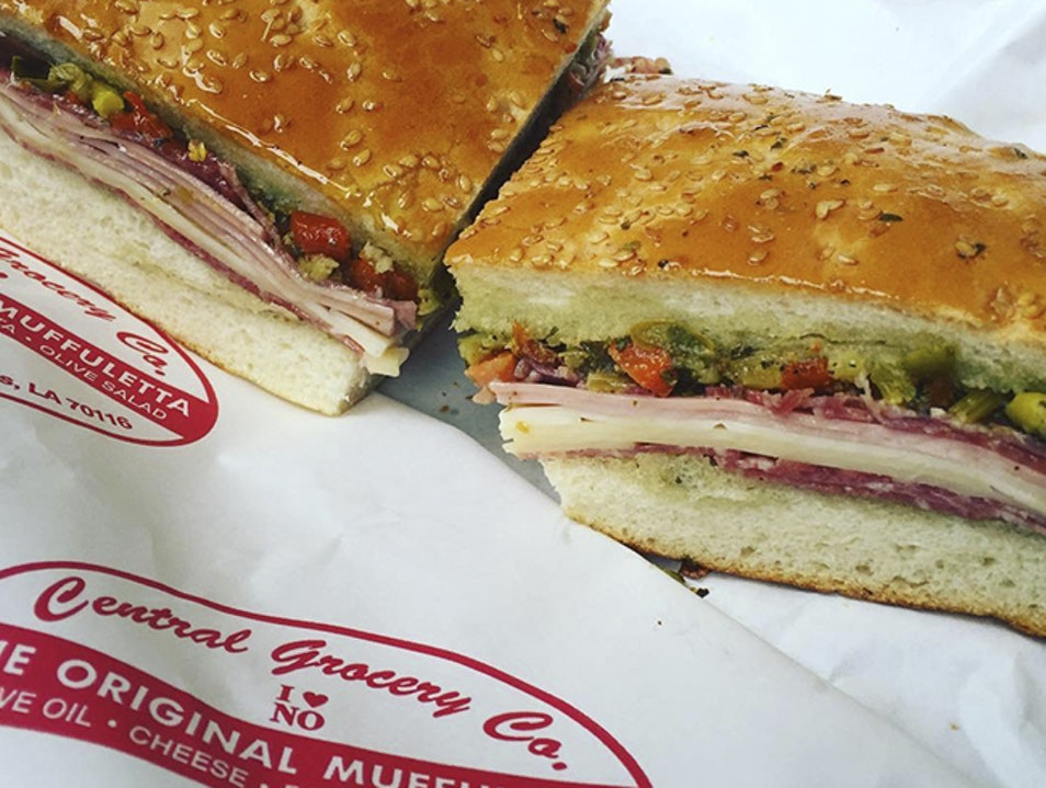 The Big Easy's Iconic Sandwiches