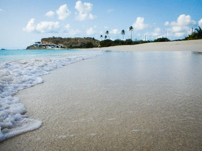 Darkwood Beach Saint Mary  Antigua and Barbuda