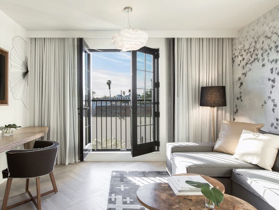 Kimpton La Peer Hotel West Hollywood California United States