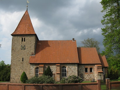 St. Bartholomew Church Kirchwalsede  Germany