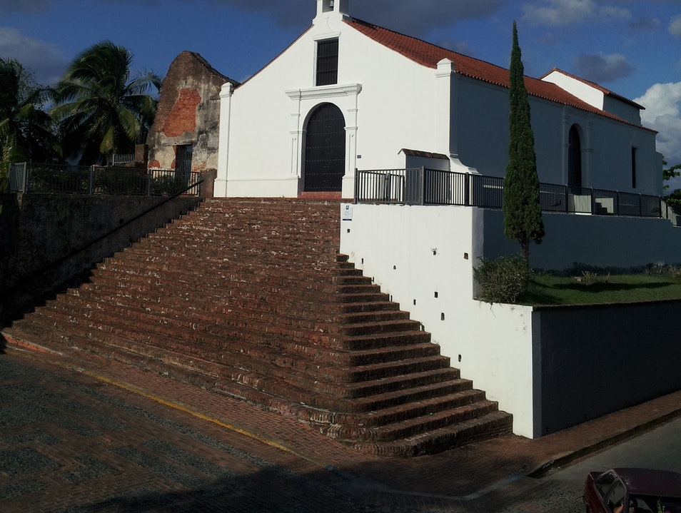 More than 400 years of history and more than a church San Germán  Puerto Rico