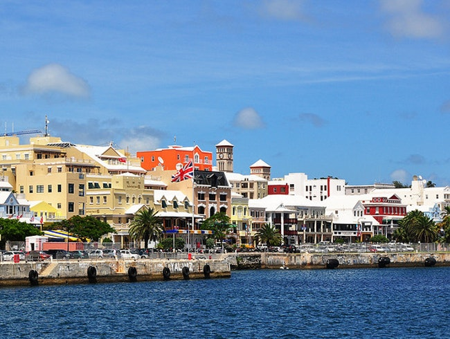 Hunting for History in Hamilton, Bermuda