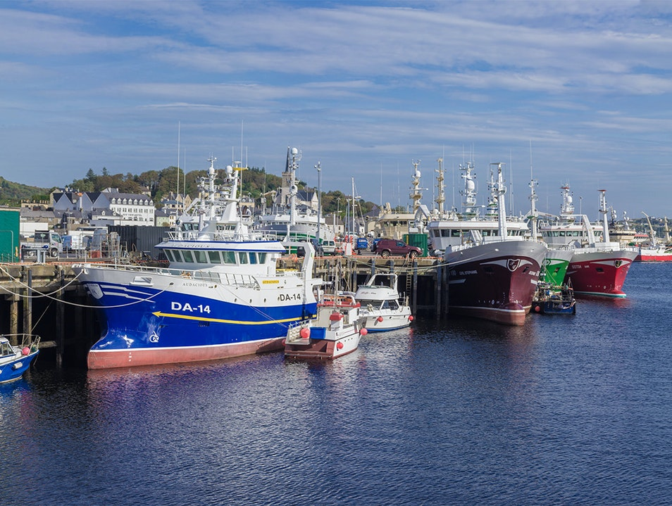 Killybegs Maritime & Heritage Centre Donegal  Ireland
