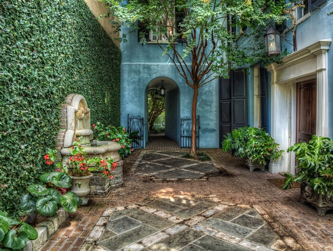 Charleston's Festival of Houses and Gardens