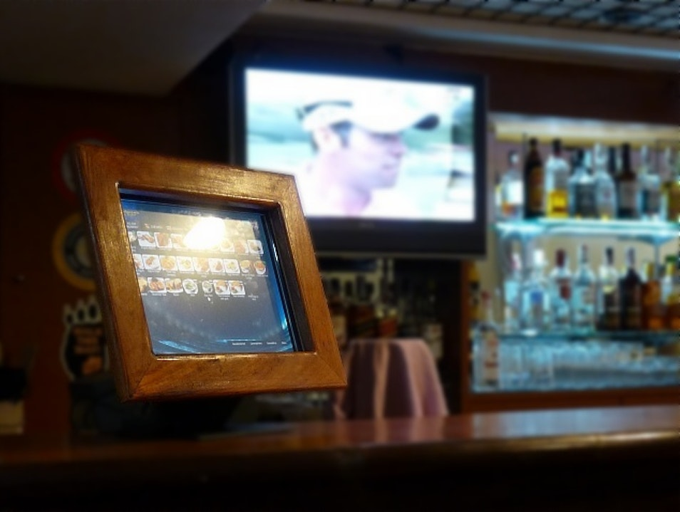 Watch Sports from the Comfort of a Bar Stool