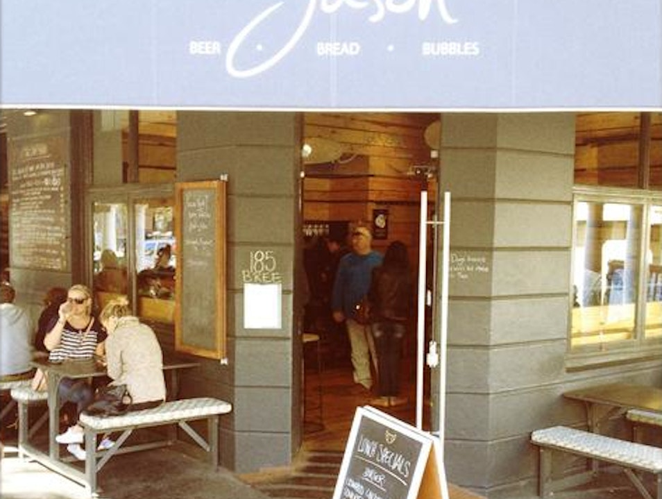 Joining the hipster lunch set Cape Town  South Africa