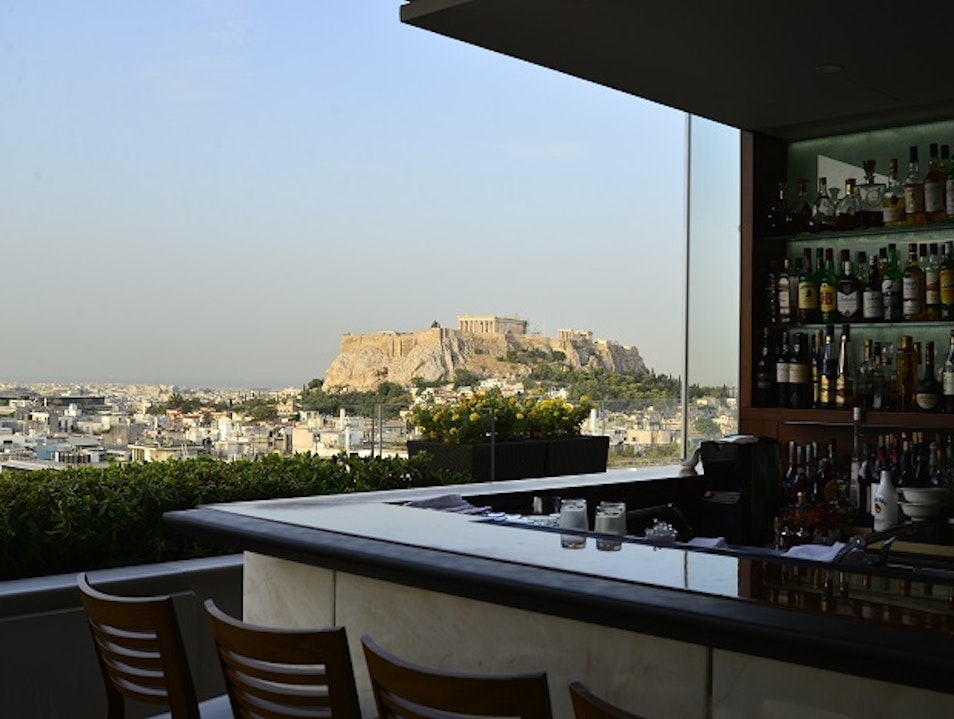 Exquisite Views Steps from Acropolis Athens  Greece