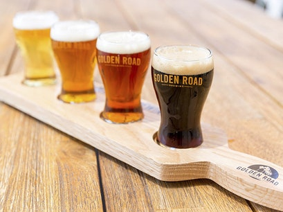 Golden Road Brewing Los Angeles California United States