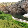 Vouliagmeni Lake Vouliagmeni  Greece