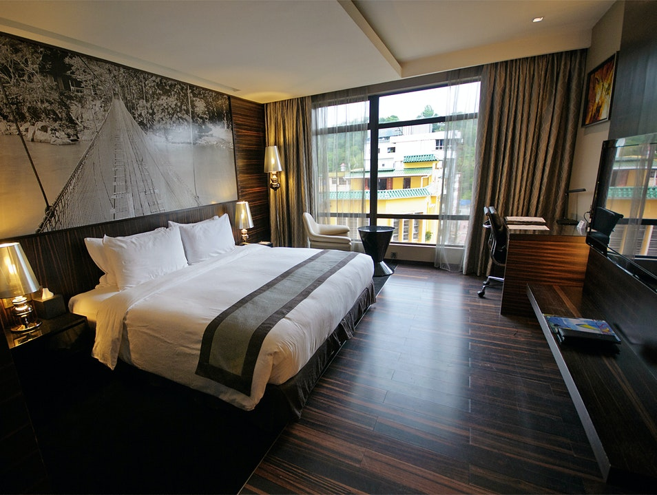 A luxury stay in Sabah's capital city
