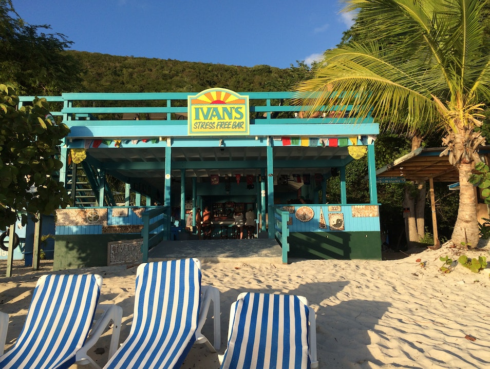 Ivan's Stress-Free Bar and Campground