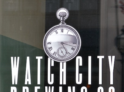 Watch City Brewing Company Waltham Massachusetts United States