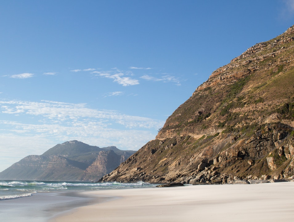 Noordhoek Beach Cape Town  South Africa