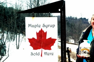 Maple Farm in the Catskills