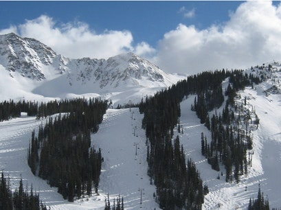 Arapahoe Basin Ski Area Dillon Colorado United States