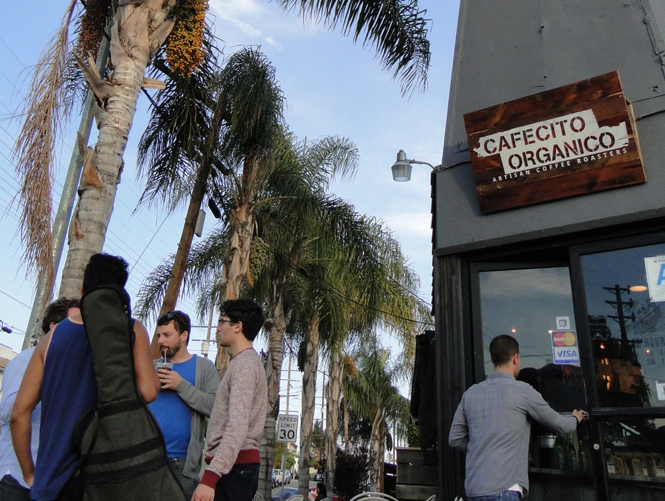 Sustainable Coffee in Silverlake Los Angeles California United States
