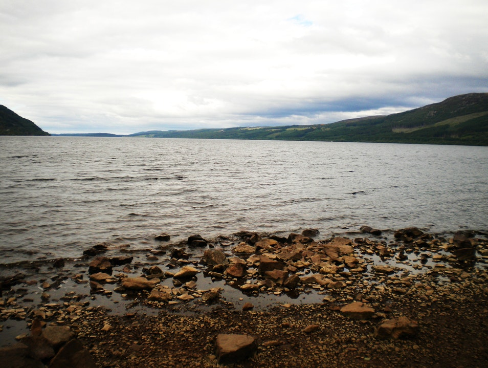A Look at the Loch Drumnadrochit  United Kingdom