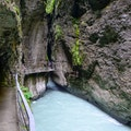 Aare Gorge Meiringen  Switzerland