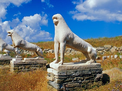 Delos Delos  Greece