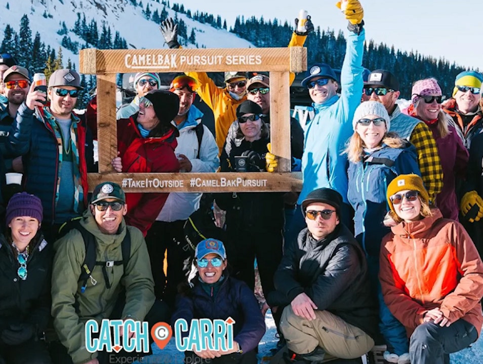 What To Expect From Camelbak Pursuit Series & Why This Was My Favorite Time Outdoors This Winter Winter Park Colorado United States