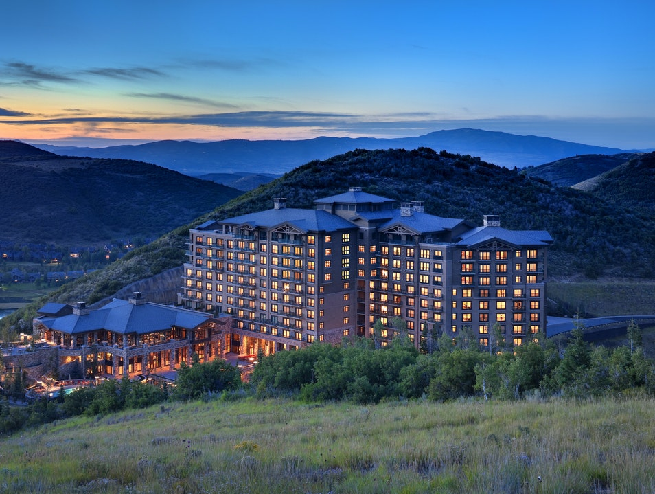 St. Regis Deer Valley Park City Utah United States
