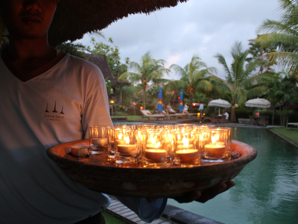 Finding your light in Bali