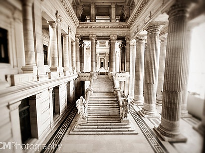 Palace of Justice Brussels  Belgium
