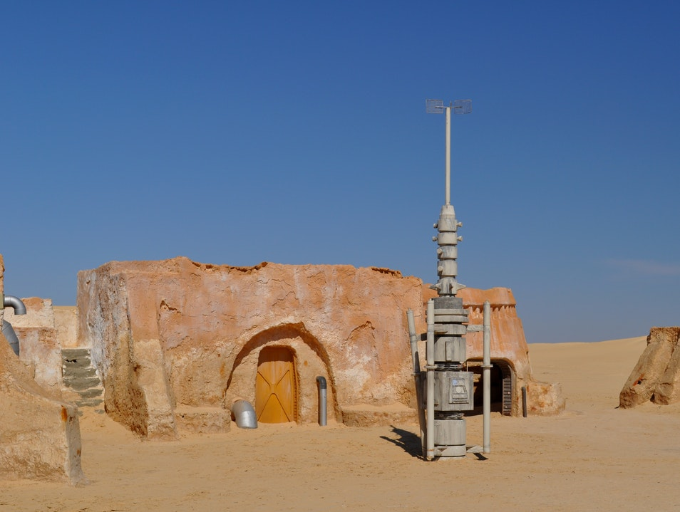 may the force be with you As Sabikah  Tunisia