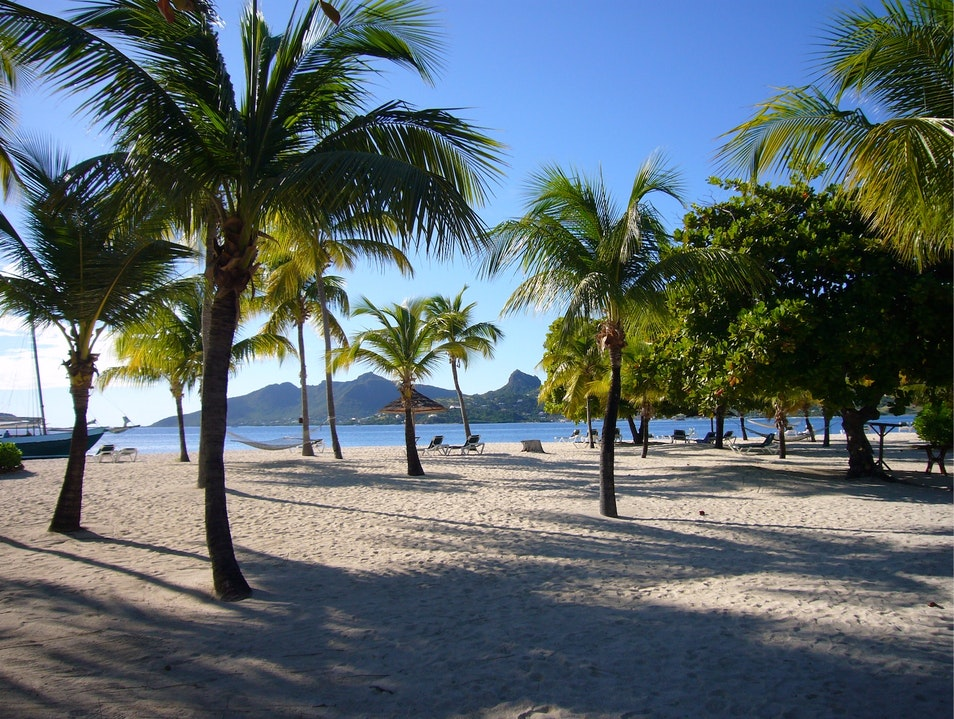 Palm Island Beach Grenadines  Saint Vincent and the Grenadines